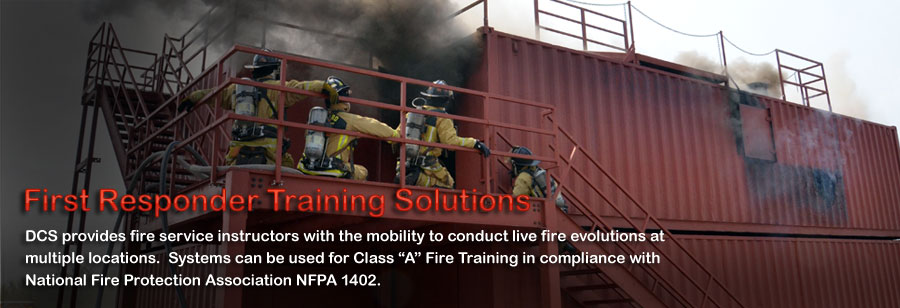 First Responder Training Solutions